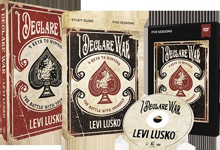 I Declare War by Levi Lusko