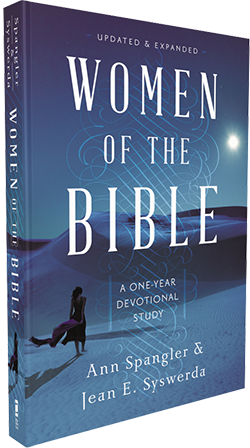 Women of the Bible by Jean Syswerda
