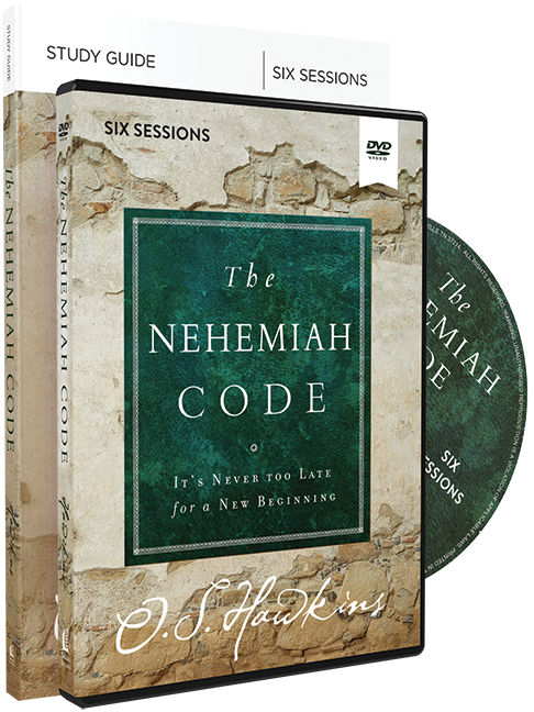 The Nehemiah Code by O.S. Hawkins