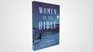WOMEN OF THE BIBLE ONE YEAR DEVOTIONAL