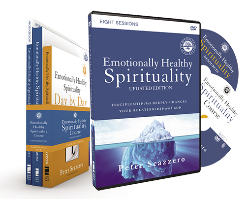 Emotionally Healthy Spirituality by Pete Scazzero