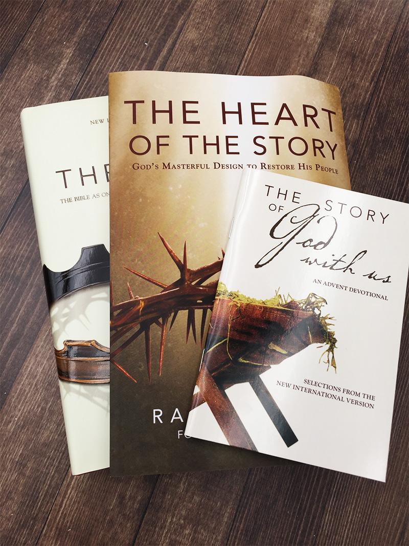 The Story Kit Sample