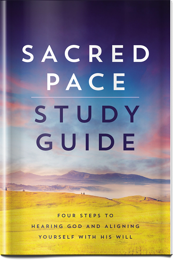 Sacred Pace Study Guide