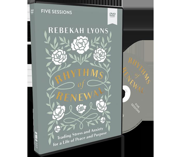 Rhythms of Renewal Video Study DVD by Rebekah Lyons