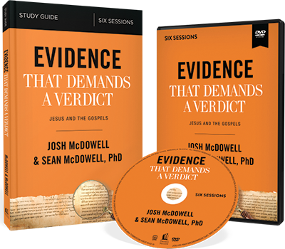 Evidence That Demands a Verdict by Josh & Sean McDowell