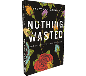 Nothing Wasted Book