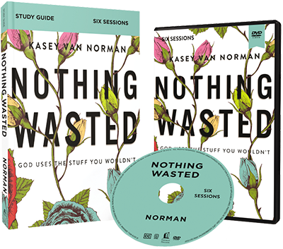 Nothing Wasted DVD and Study Guide