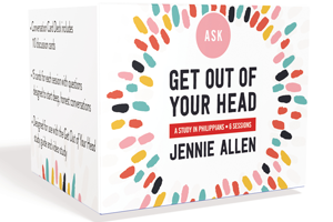 Get Out of Your Head Conversation Card Deck by Jennie Allen