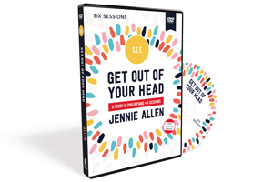 Get Out of Your Head Video Study DVD by Jennie Allen