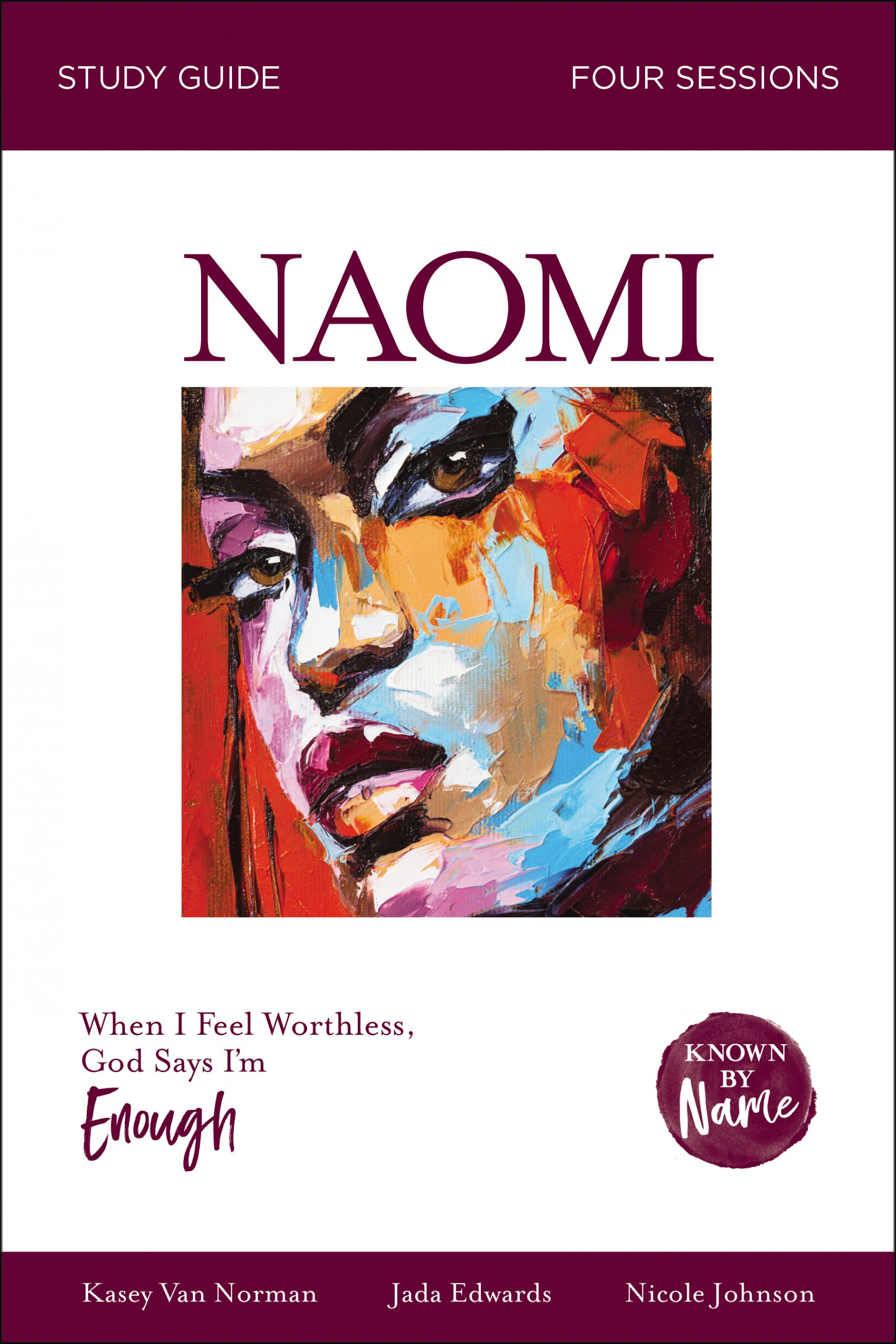 Known by Name: Naomi Study Guide Sample Chapter