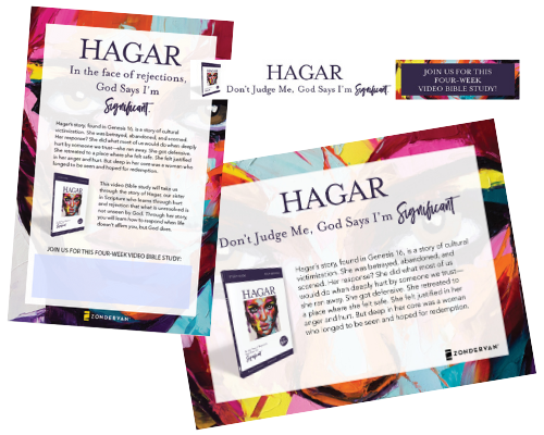 Known By Name: Hagar Additional Resources