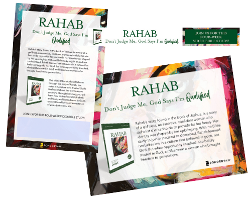 Known by Name: Rahab Additional Resources