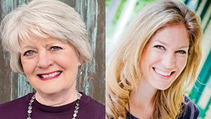 Authors Sarah Mae and Sally Clarkson