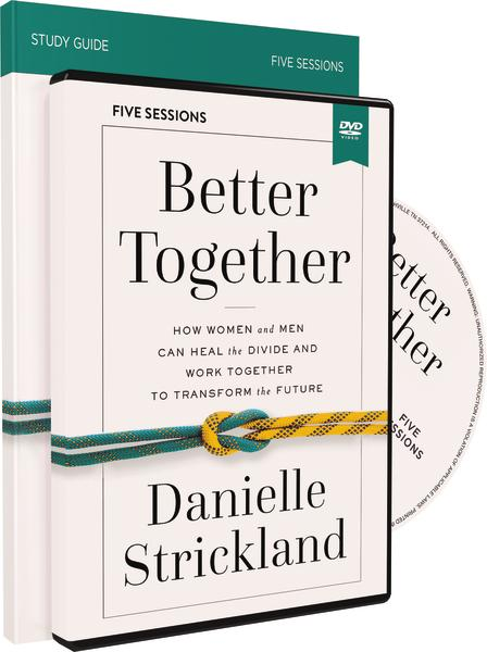 Better Together by Danielle Strickland