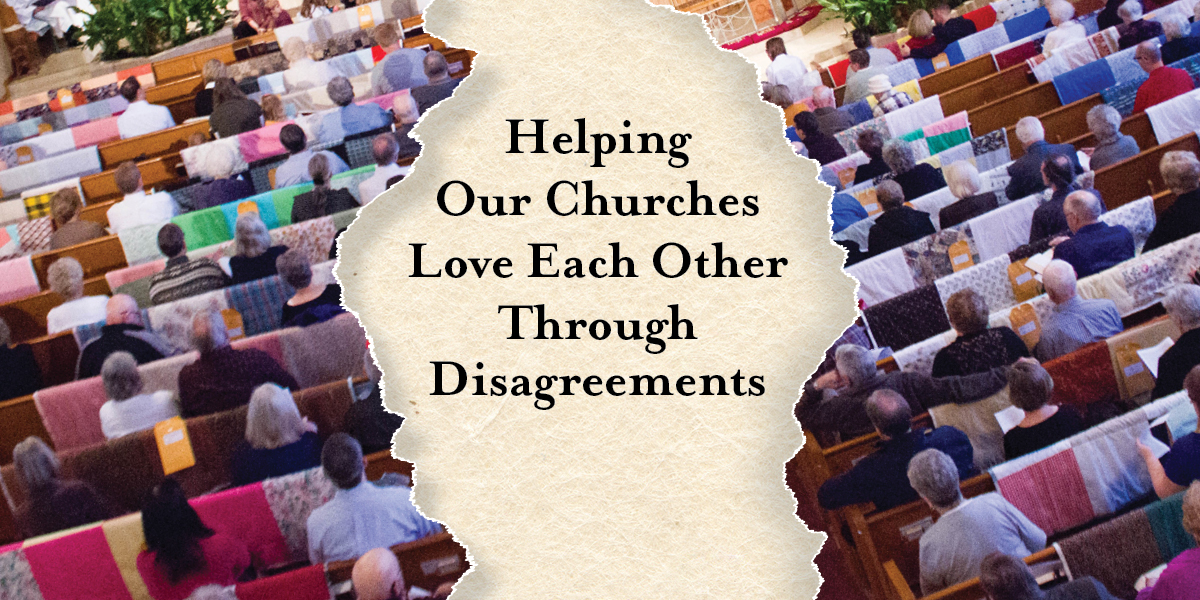 Helping Our Churches Love Each Other Through Disagreements | Jared Byas