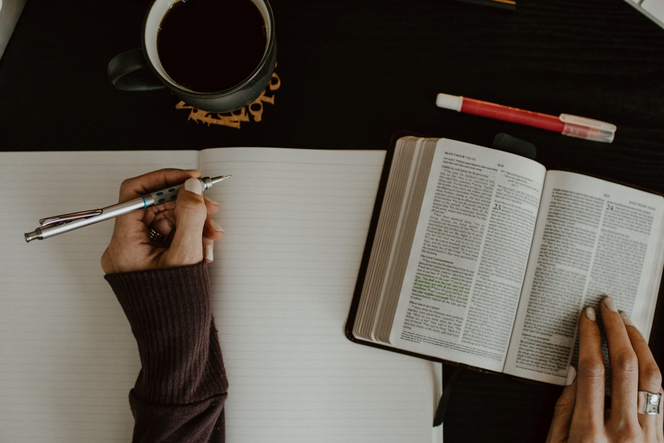 5 Things the Psalms Teach Us about Being Honest to God