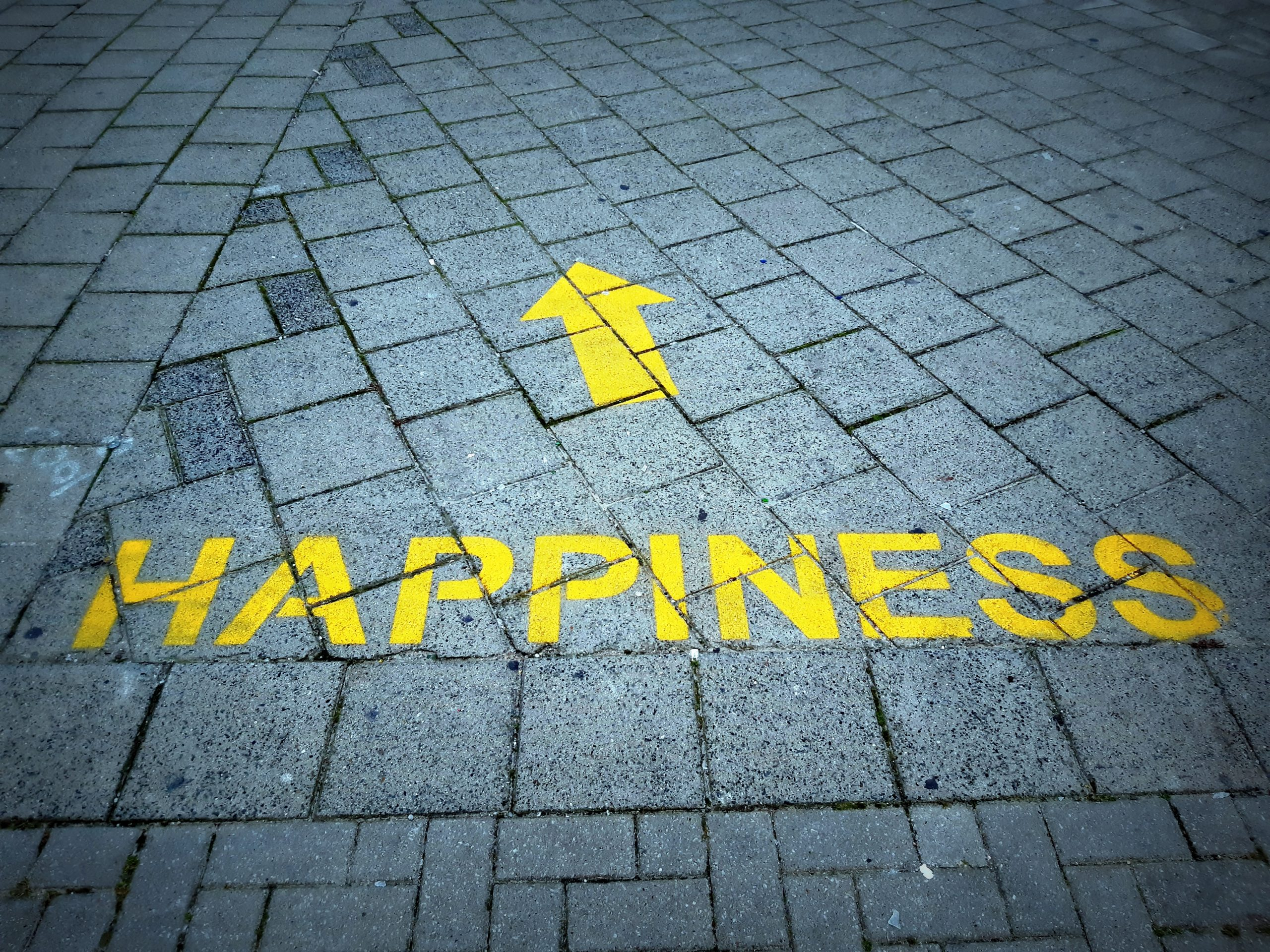 Looking for Happiness? Accept One Another |