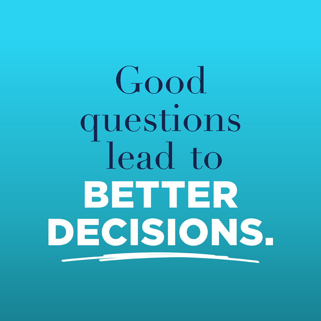 Make Better Decisions in 2021 | Andy Stanley