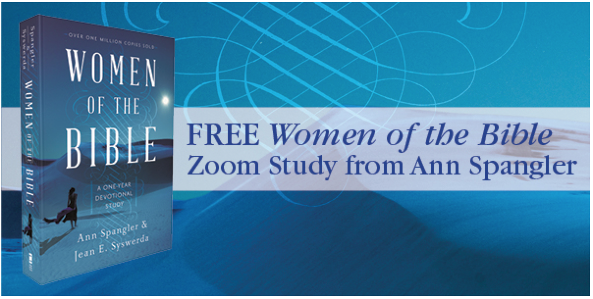Women of the Bible Free Zoom Study