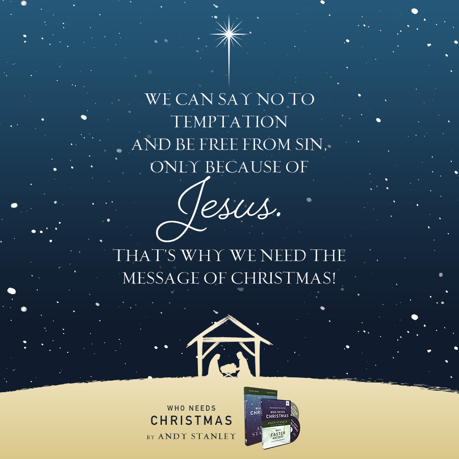 Are We Too Familiar with Christmas? Andy Stanley