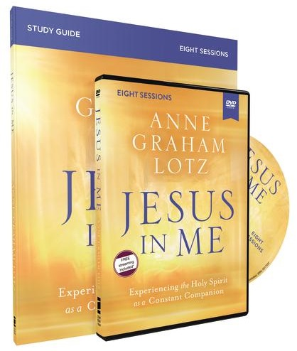 Jesus in Me by Anne Graham Lotz