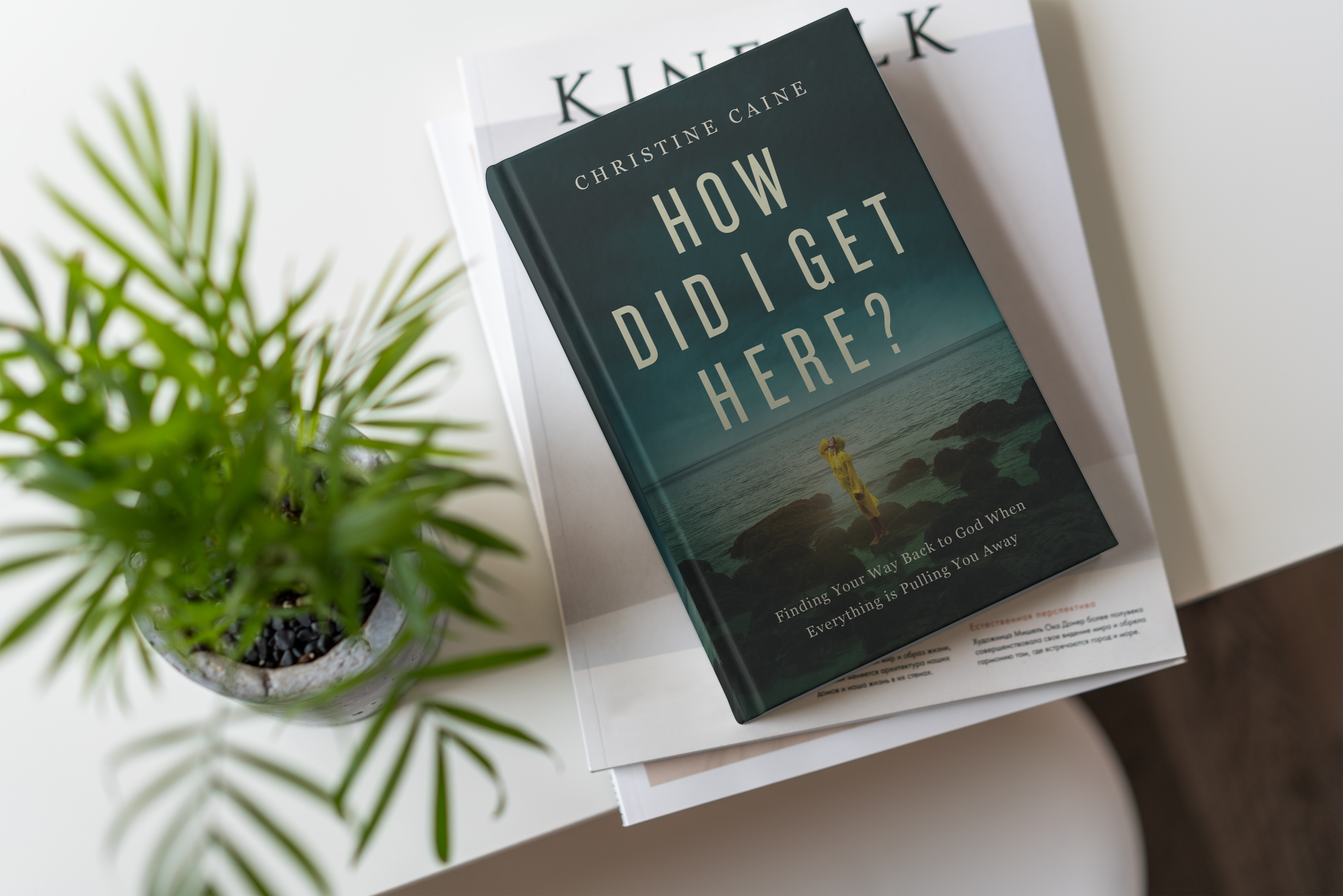 How Did I Get Here? by Christine Caine