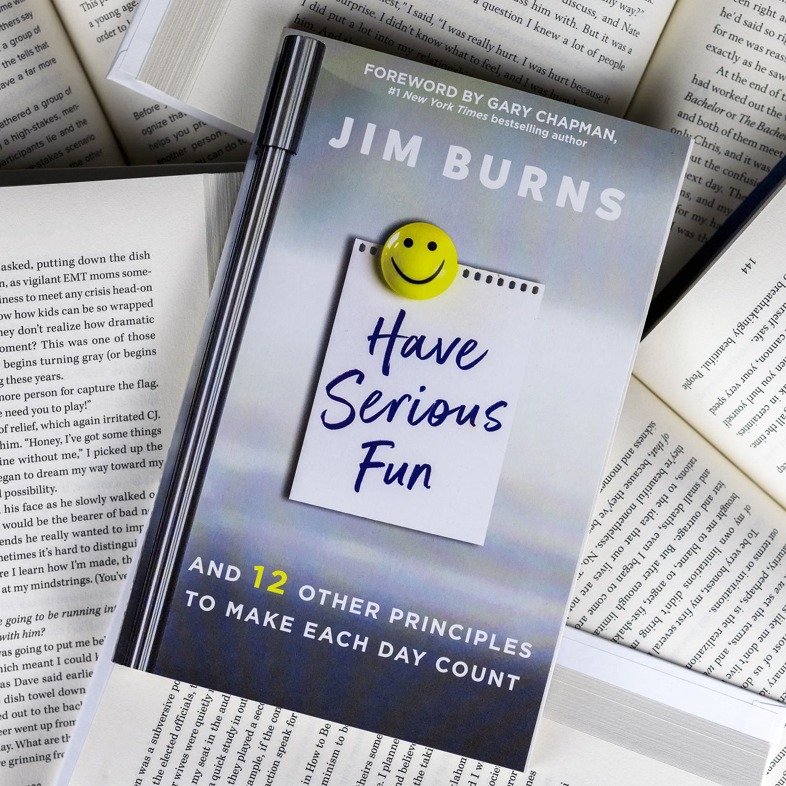 Have Serious Fun… and 3 Other Life Changing Principles I Learned from Cancer    Jim Burns